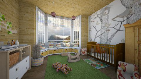 baby rooms - Kids room - by rasty