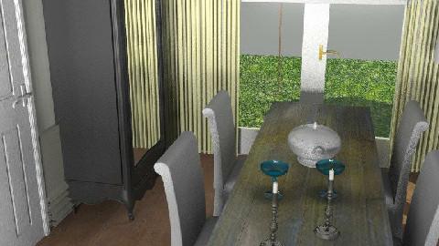 urshya  closer 2 - Dining Room - by naki1