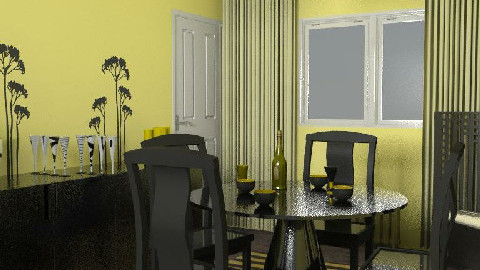RR18_2 sat - Dining Room - by FRANKHAM