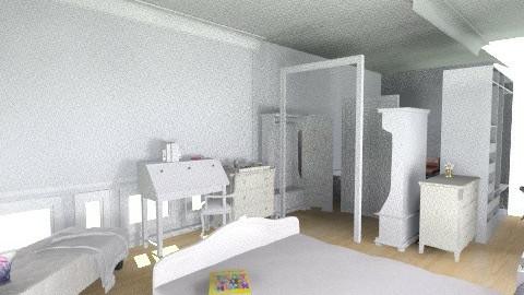 bedroom2 - by dordorlala