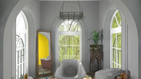 Bath - Eclectic - Bathroom - by milyca8