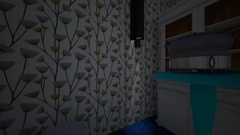 Kids Room - Minimal - Kids room - by NandiC
