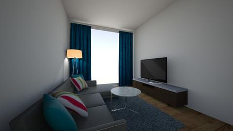 gamal - Living room - by jollanian