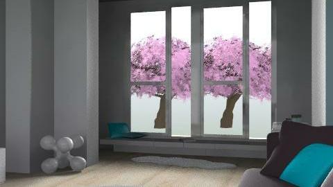 W&T - Minimal - Living room - by Natasa_M