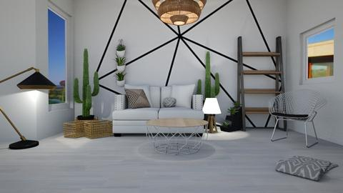 MADSEN template - Living room - by hellothere1515