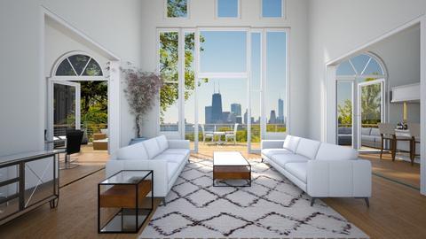 Teste - Living room - by Roberta Coelho
