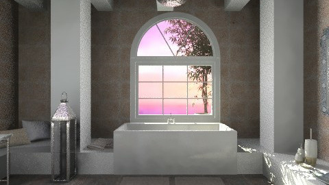 touch - Eclectic - Bathroom - by chania