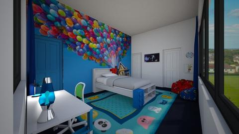 dream house 1st floor - by AmberLV13