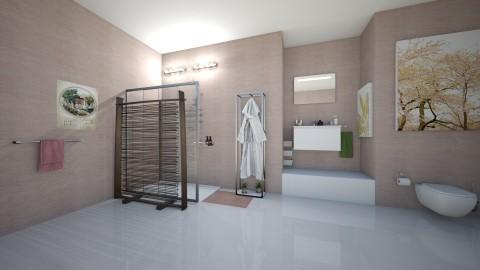 bathroom - Bathroom - by elle rose