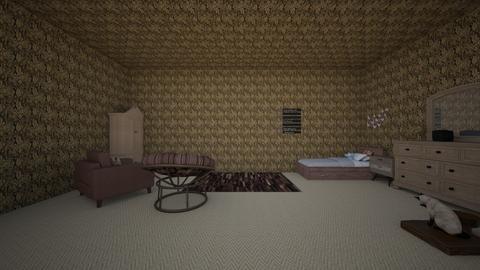 My bedroom - Bedroom - by MrsCheesecake