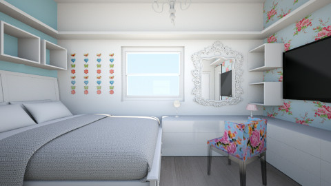 Bedroom  - by Gratitudine