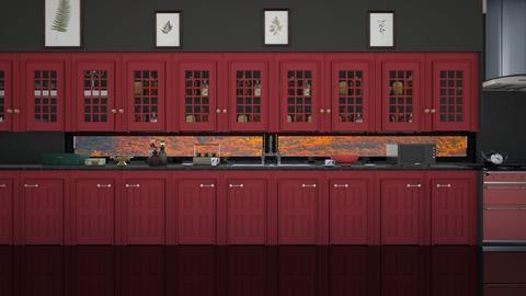 468 - Kitchen - by Jade Autumn
