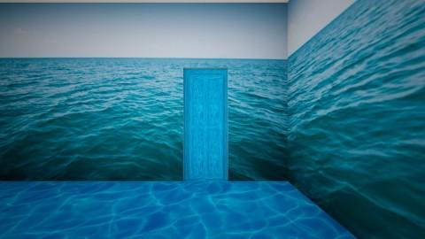 secret water door - by avian