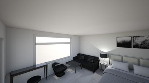 new room - Bedroom - by hellomello123