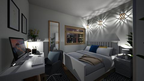 Little home - by aurora dobric