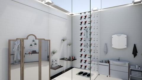 BIRDS BATHROOM - Bathroom - by nat mi