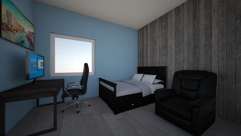 Szoba - Modern - Bedroom - by hakos9990