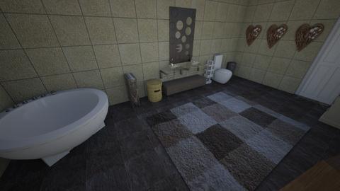 Bathroom - Modern - by benwilliam94