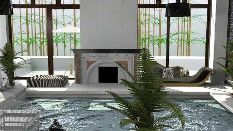 paradise spa5 - Glamour - Garden - by naki1