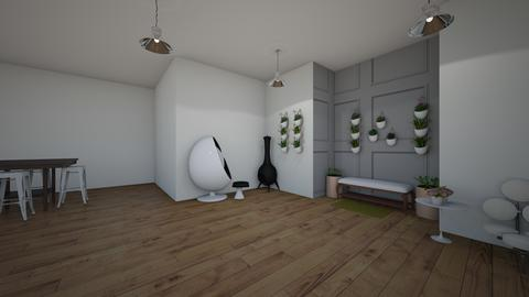 art 6 - Modern - Living room - by Slow as a Sloth