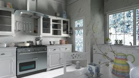Copy from Another Copy - Vintage - Kitchen - by Reported