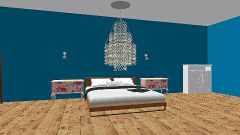 rooms - by kmvbird