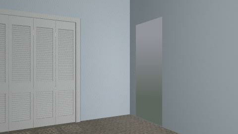 KK's Room  - Vintage - Bedroom - by Katelynn