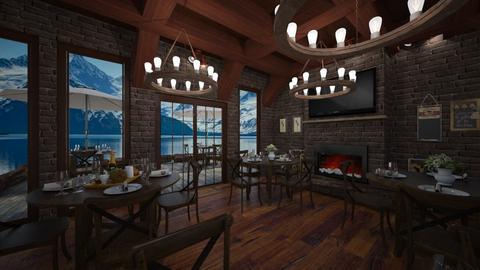Boathouse Restaurant  - by Amal Soloman