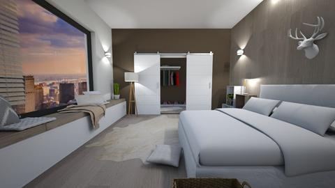 NORDIC BEDROOM - Modern - by Dodu