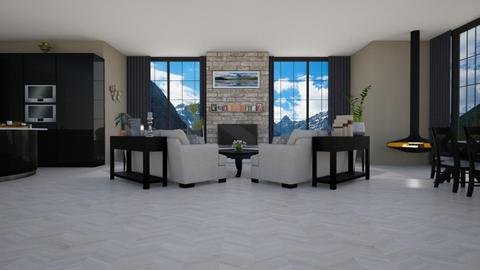 Aspen Chalet Template1 - by Designs I Love