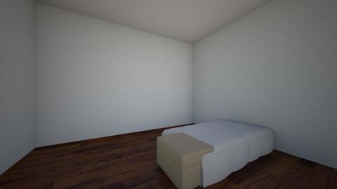 urban jungle - Bedroom - by i l o n a
