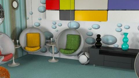 Bubbles - Eclectic - by HazelMP