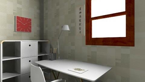 my home - Minimal - Office - by SkyPl4y3r