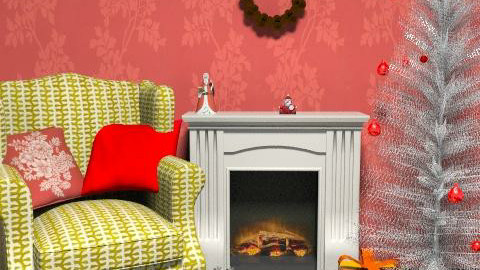Christmas is here! - Classic - Living room - by 08Meyers