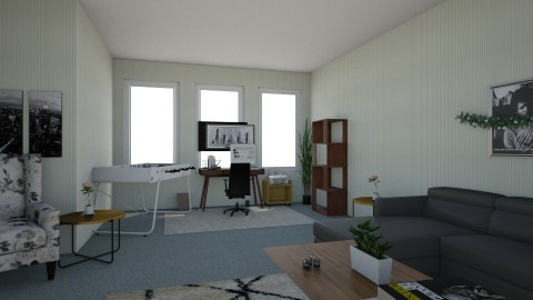 Six objects - Modern - Living room - by nmorral2022