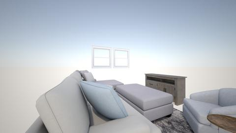 Lindsey - Living room - by milya
