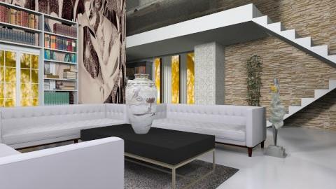 Living room - Modern - Living room - by steven0