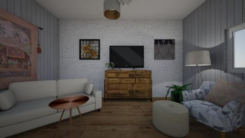 A nice one - Country - Living room - by A person from Earth