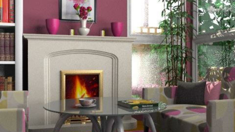 Her sitting room - Modern - Office - by alleypea
