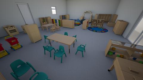 Toddler  - Kids room - by UWQDEXFNVDNLCUFGLLZWCBKXBCAMAVM
