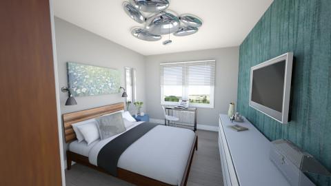 Dunaiskiy 33 bedroom - Modern - Bedroom - by Alpie