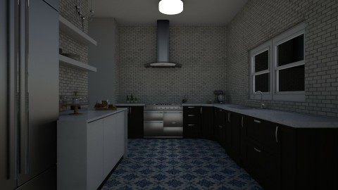 Kitchen - by love Tully love
