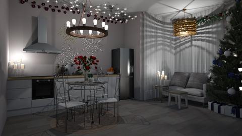 ghghgh - Living room - by lyub