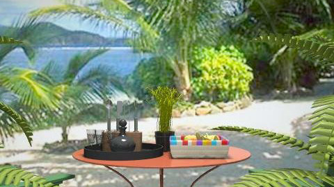 retreat time ladys and gents!!!! - Minimal - Garden - by thankgod