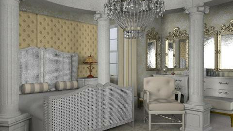 very posh - Classic - Bedroom - by trees designs
