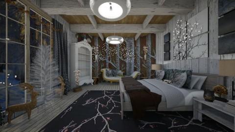 silent night - Rustic - Bedroom - by kla