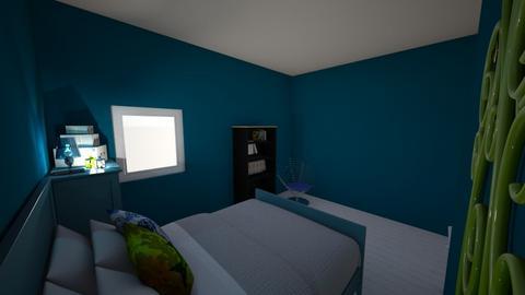 Carolines Room 4 - Bedroom - by Faolan