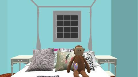 Bedroom b - Classic - Bedroom - by Yana_98