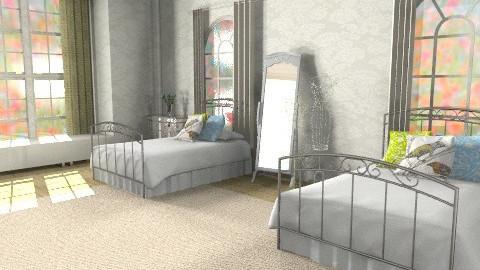 Bedroom #5 - Classic - Bedroom - by emilypinnock
