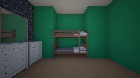 t - Bedroom - by SeventhDead
